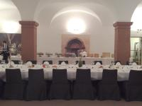 Catering im Kloster Eberbach